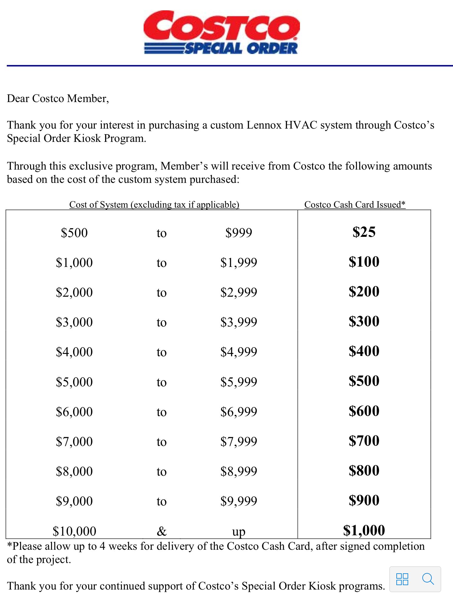 Lennox Air Conditioner Costco Shapeyourminds Com