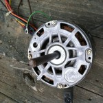 cleaned ac blower motor 1