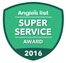 Freedom Heating and Cooling 2016 Angie's List Super Service Award Birmingham AL