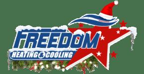 Freedom Heating & Air Logo